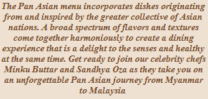 Pan Asian Journey from Myanmar to Malaysia
